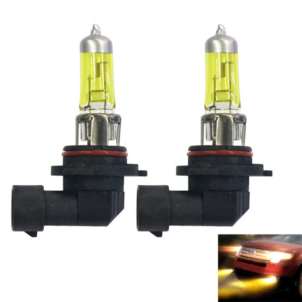 HB4/9006 12V 100W 2800K 1800LM Automotive Headlamps / Headlamps Yellow Light