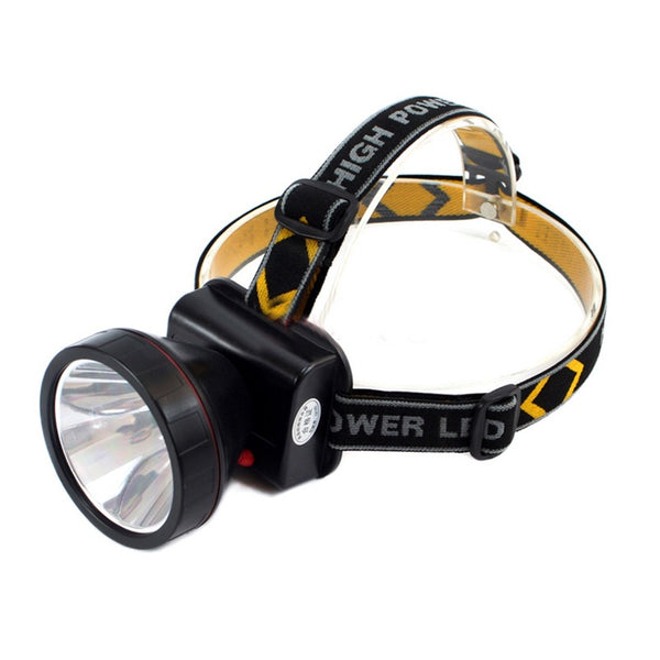 2000lm Rechargeable LED HeadLight Waterproof Headlamp Built-in Two 18650 Batteries Head Lamp Light For Bicycle Camping Hiking