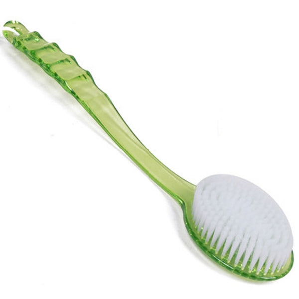 Bathroom Long-handled Shower Rubbing Brushes Health Care - Green