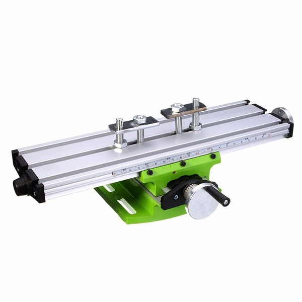 Mini Precision Milling Machine Working Table Multifunction Drill Vise Fixture
