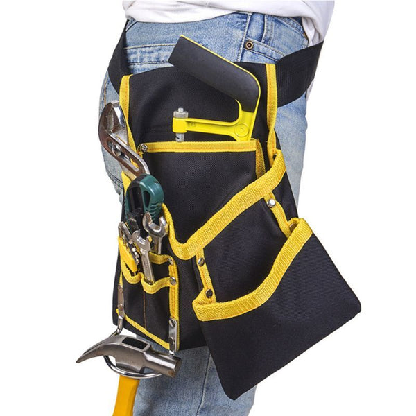Multi-functional Electrician Tools Bag Waist Pouch Belt Storage Holder Organizer