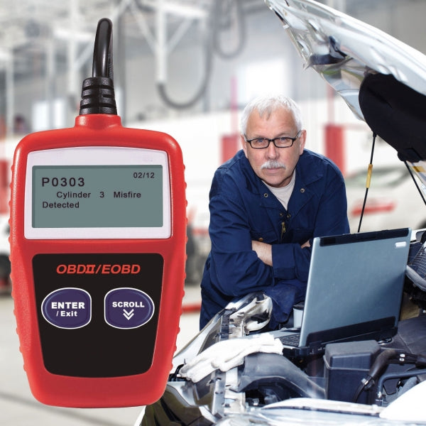 OBD2 Obdii Scanner Car Diagnostic Code Reader