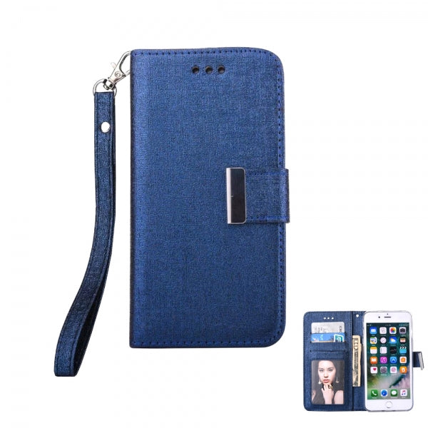 Oracle Style w/ 2-in-1 Leather Case Holster for iPhone 6 Plus/6S Plus Blue