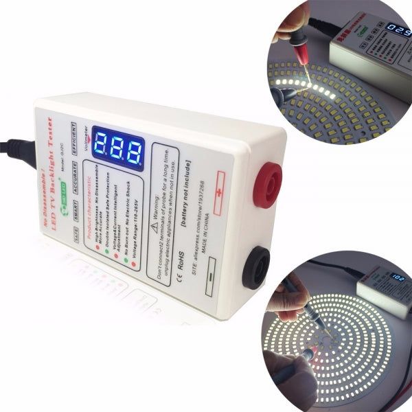 LED LCD TV Backlight Tester Lamp Bead Board Detect Repair Tool