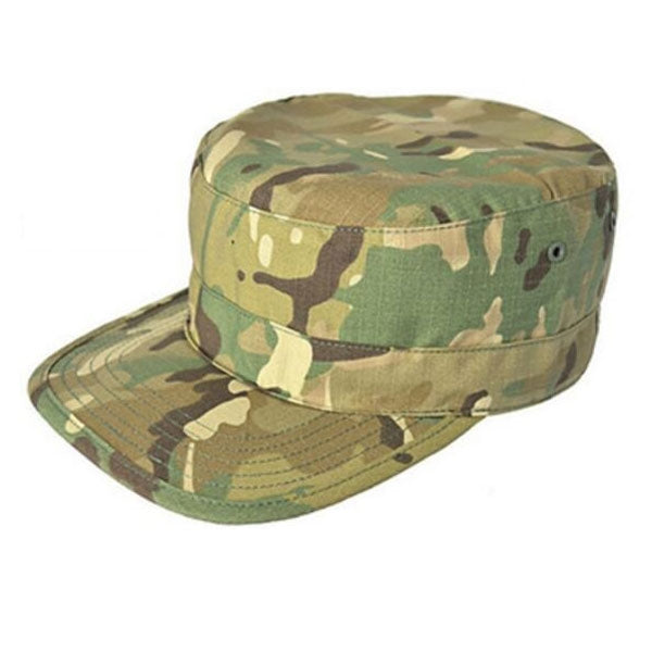 Tactical Army Hunting Hiking Sports Flat-top Cap Military Fatigue Cap Hat CP Camo