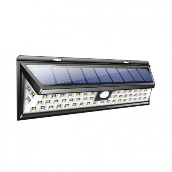 Waterproof 118 LED Solar Light Outdoor Garden Light PIR Motion Sensor Emergency Wall Solar Lamp