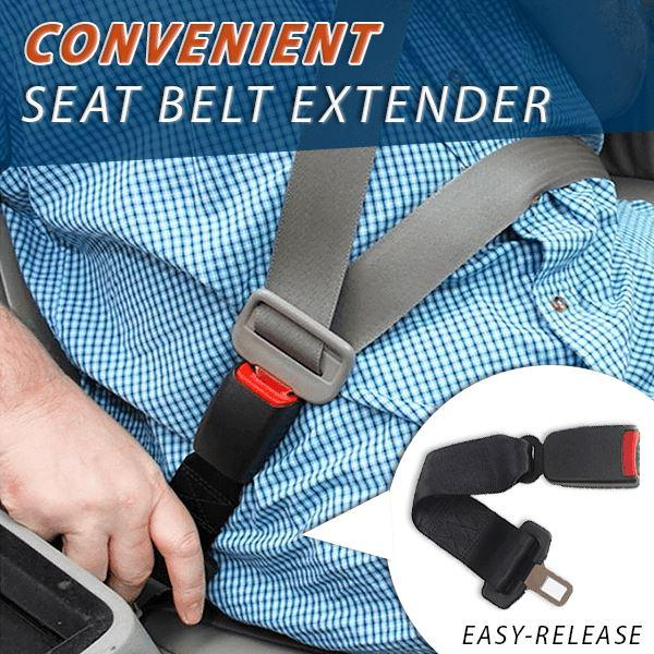 36cm 14inch Universal Car Auto Seat Seatbelt Safety Belt Extender Extension Buckle Seat Belts & Padding Extender