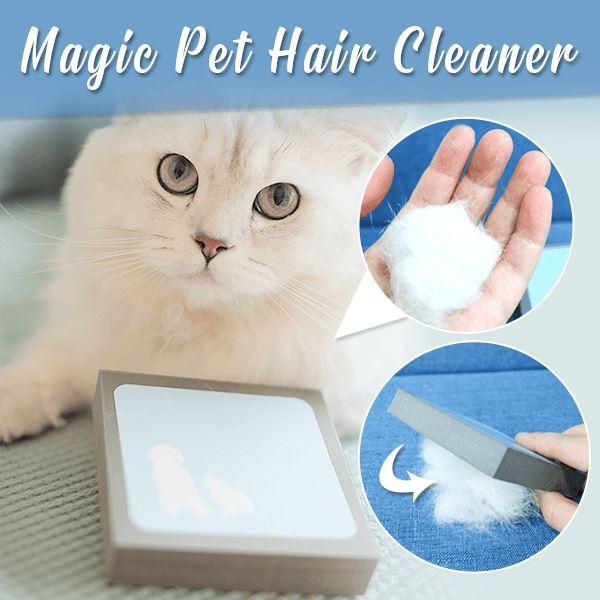 Pet Bristles Cat Hair Dog Hair Cleaner Pet Hair Sticky Hair Artifact Household Suction Clothes Bed Carpet Removal Brush