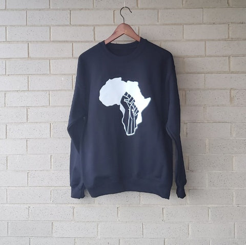 Black/White Unity Sweatshirt