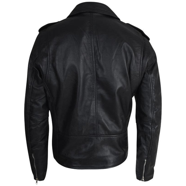 Liddell Leather Jacket