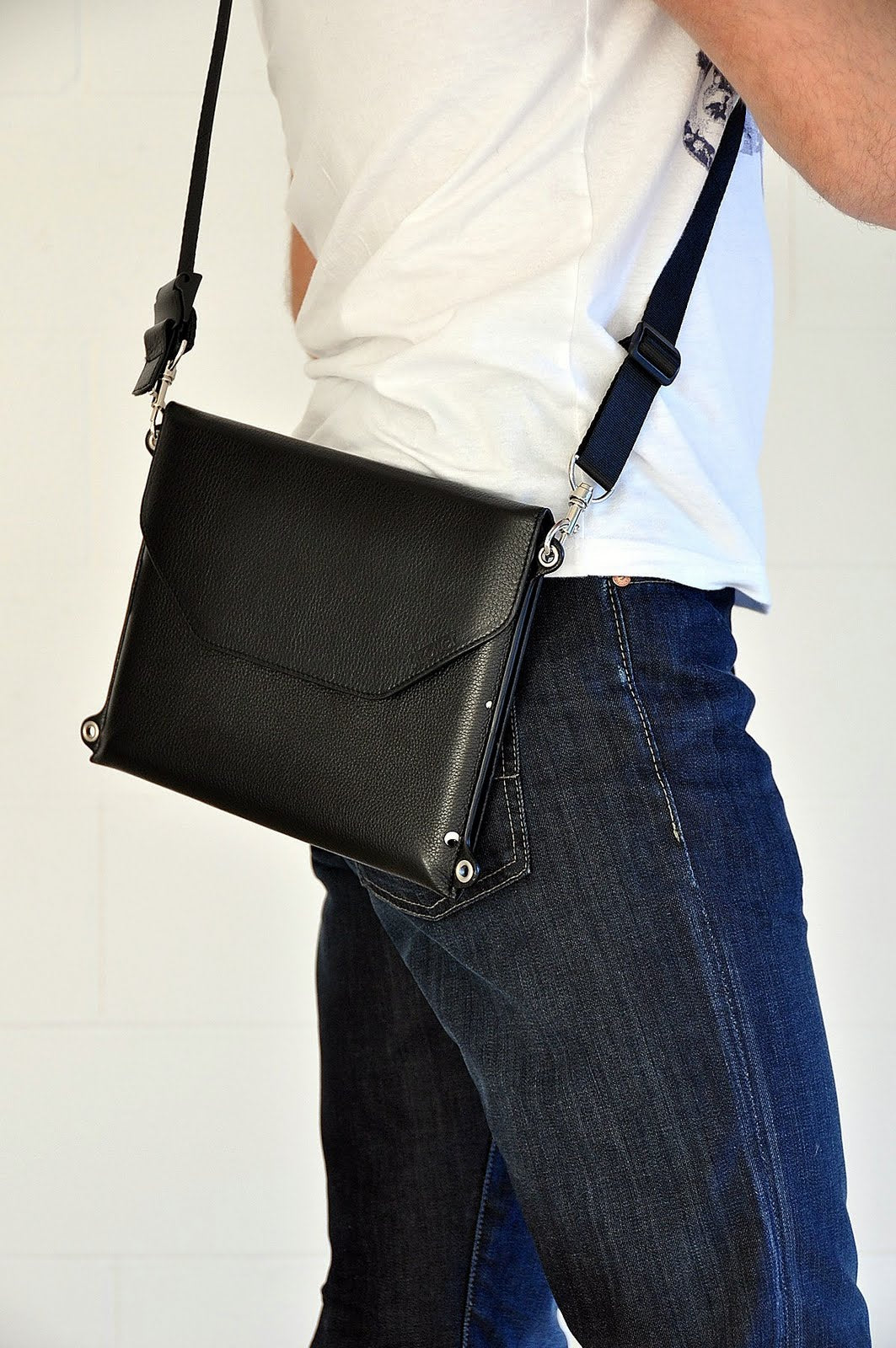 Across as a shoulder bag