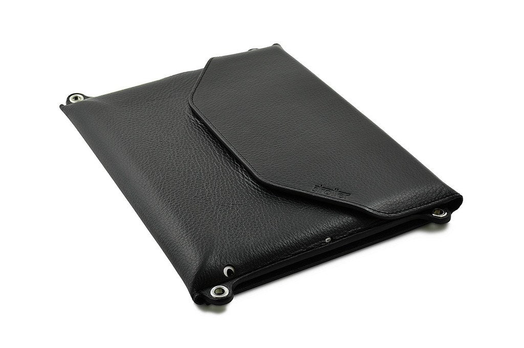 Genuine leather iPad cover - Across.