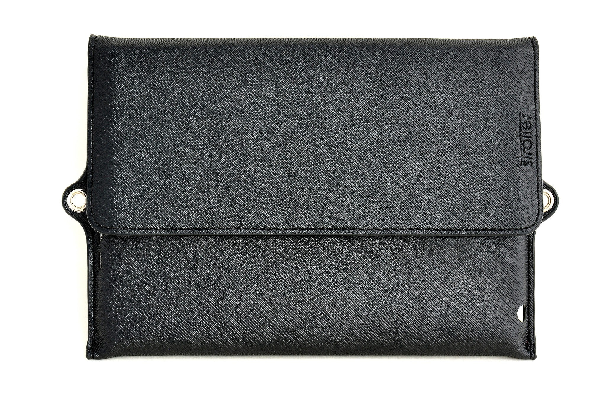 Case for iPad Mini - Across SL (synthetic leather) in black.