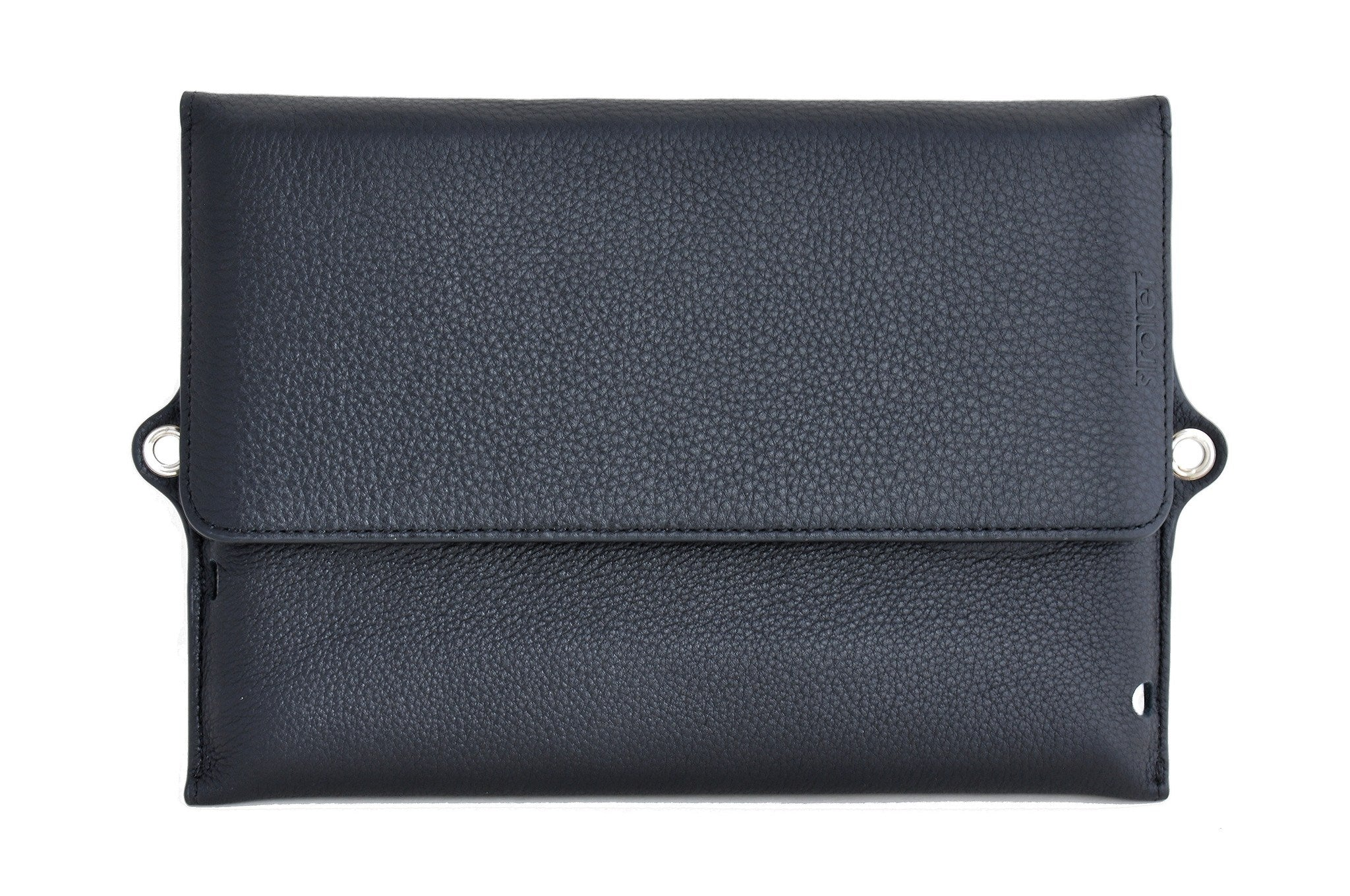 Case for iPad Mini - Across GL (genuine leather) in black.