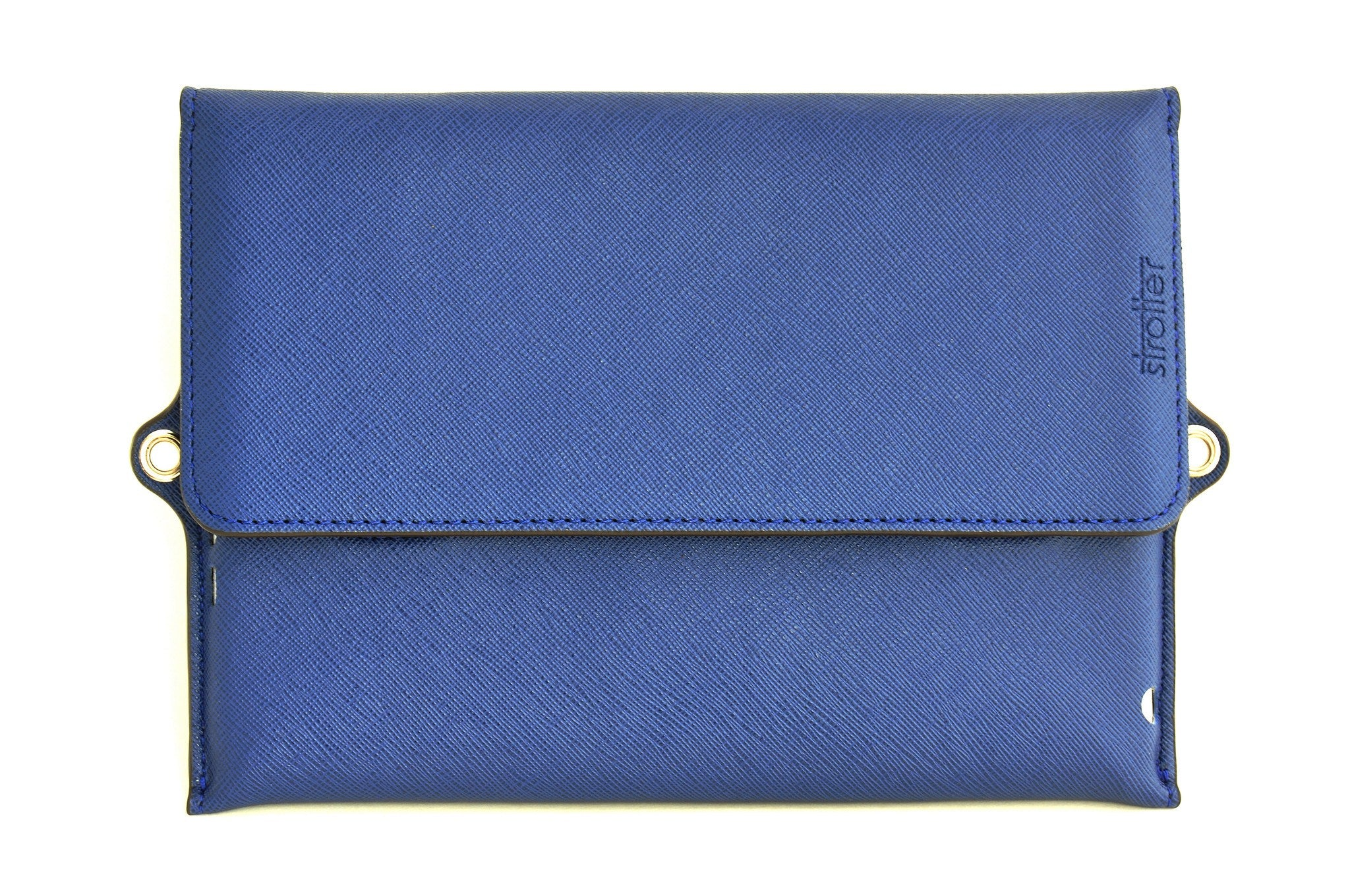 Case for iPad Mini - Across SL (synthetic leather) in Navy Blue.