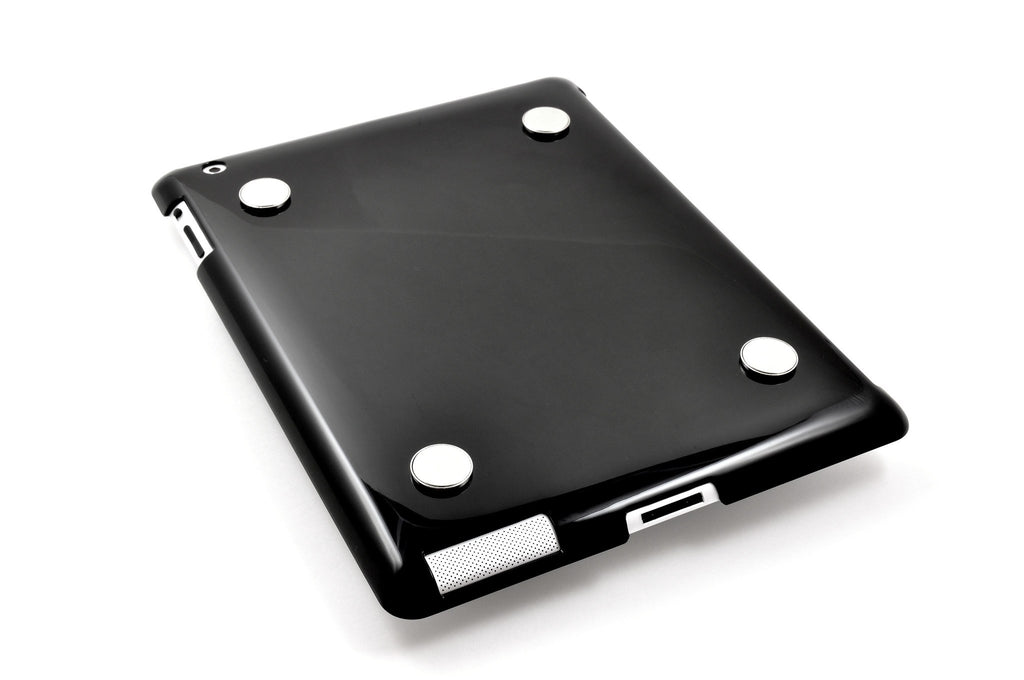 Interface plastic shell cover for iPad Air - black