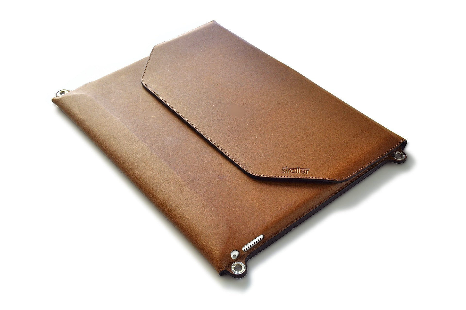 Hands-free case for iPad Across