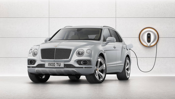 Bentley will offer a hybrid powertrain on every model by 2023