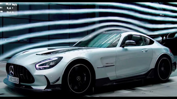 Mercedes-AMG GT Black Will Be a 700-HP-Plus Track Monster