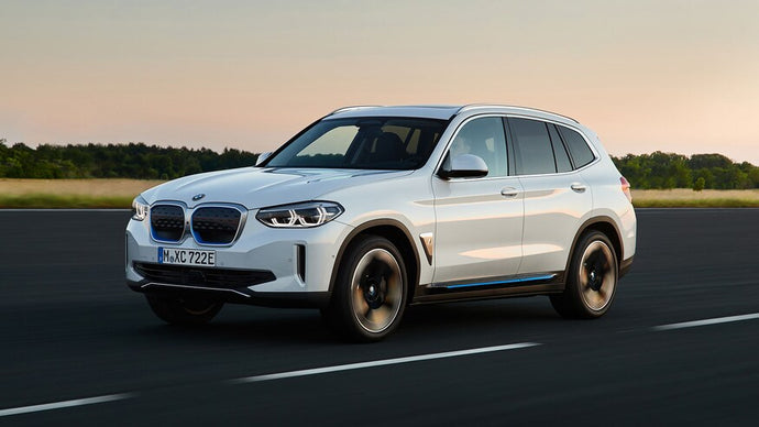 BMW iX3 EV Crossover