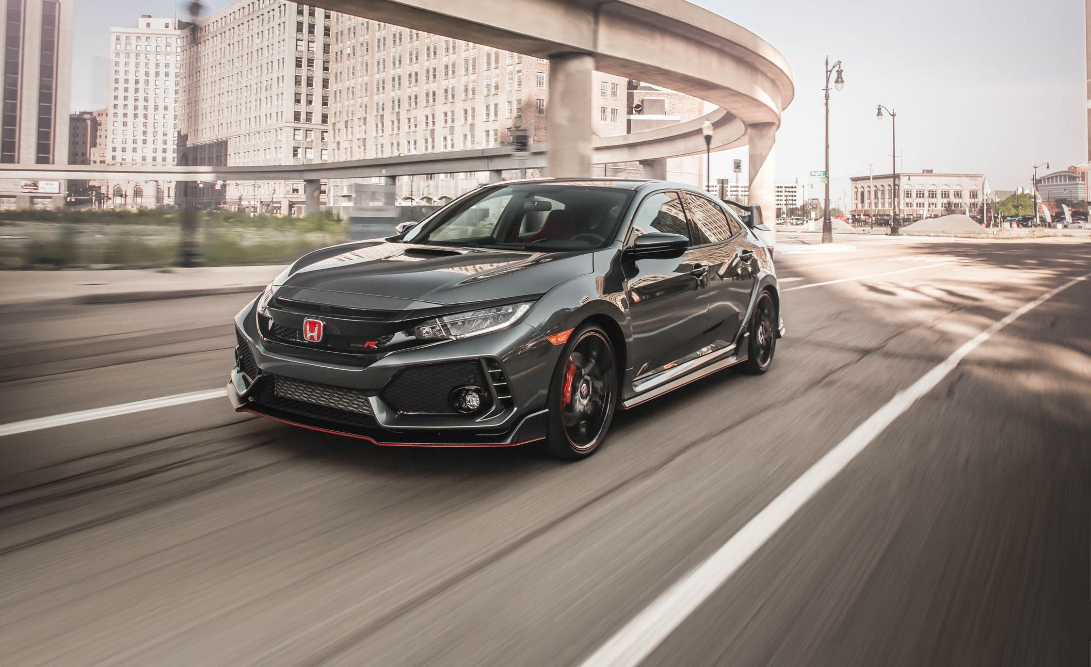 Honda Civic Type-R 2018