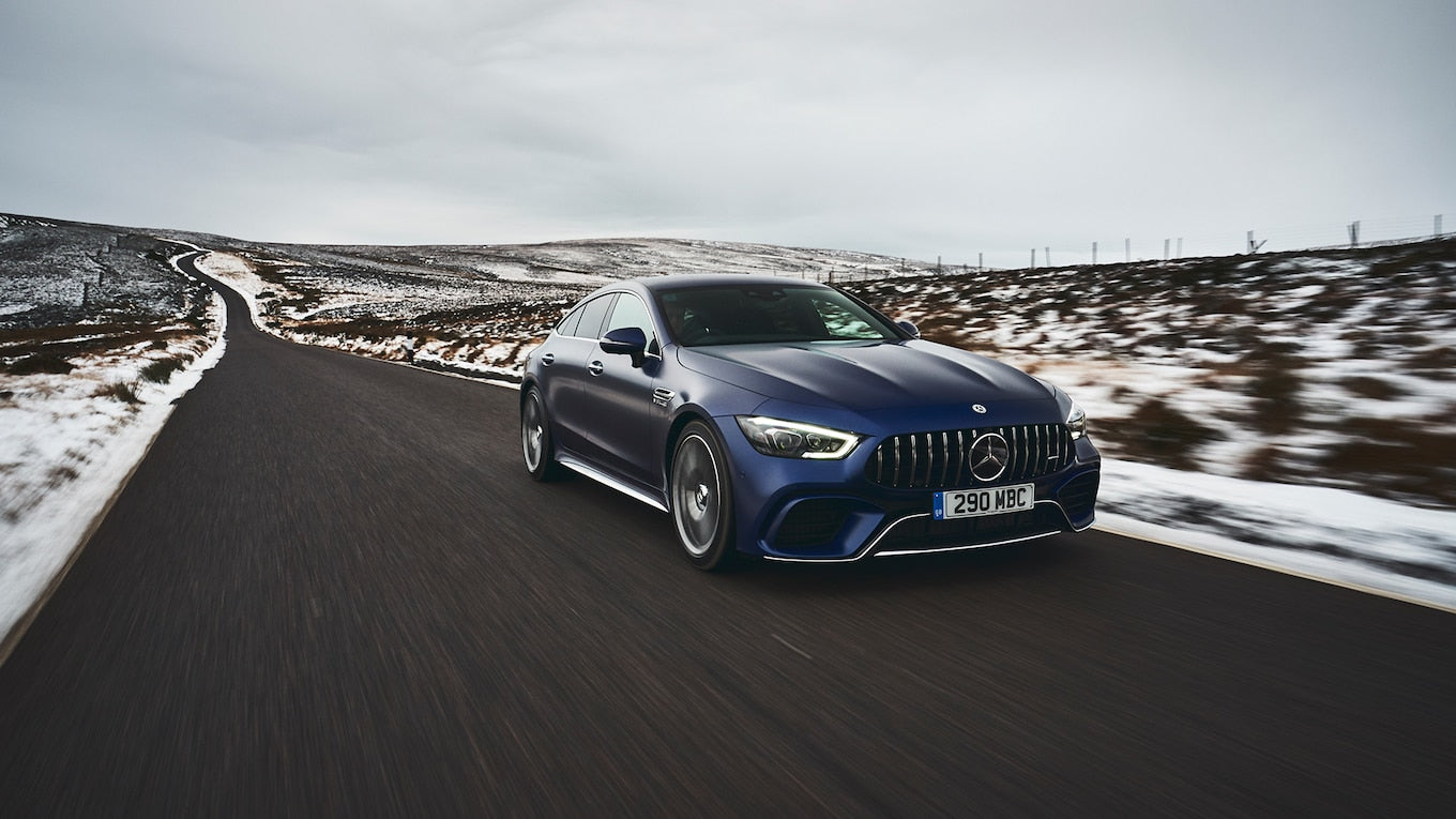 Say Goodbye to RWD Mercedes-AMG Models Like the AMG GT and C 63