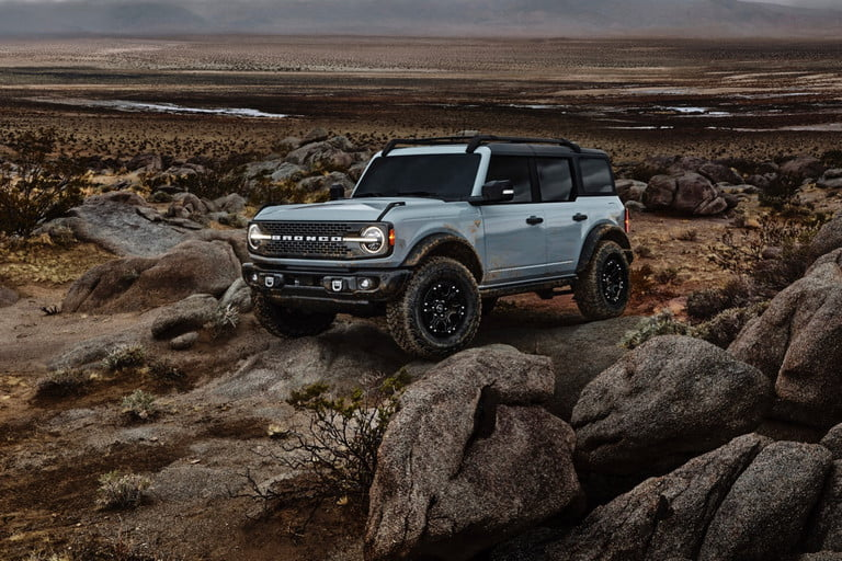 Clarksoff 2021Ford Bronco Four Door