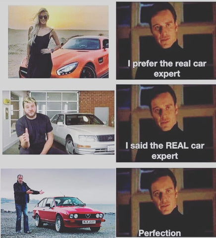 The real car expert