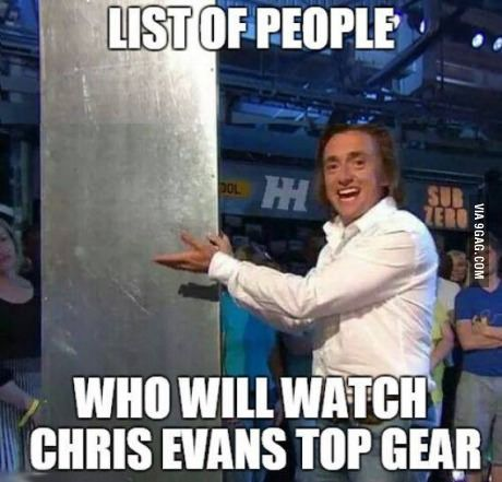 Top Gear Meme
