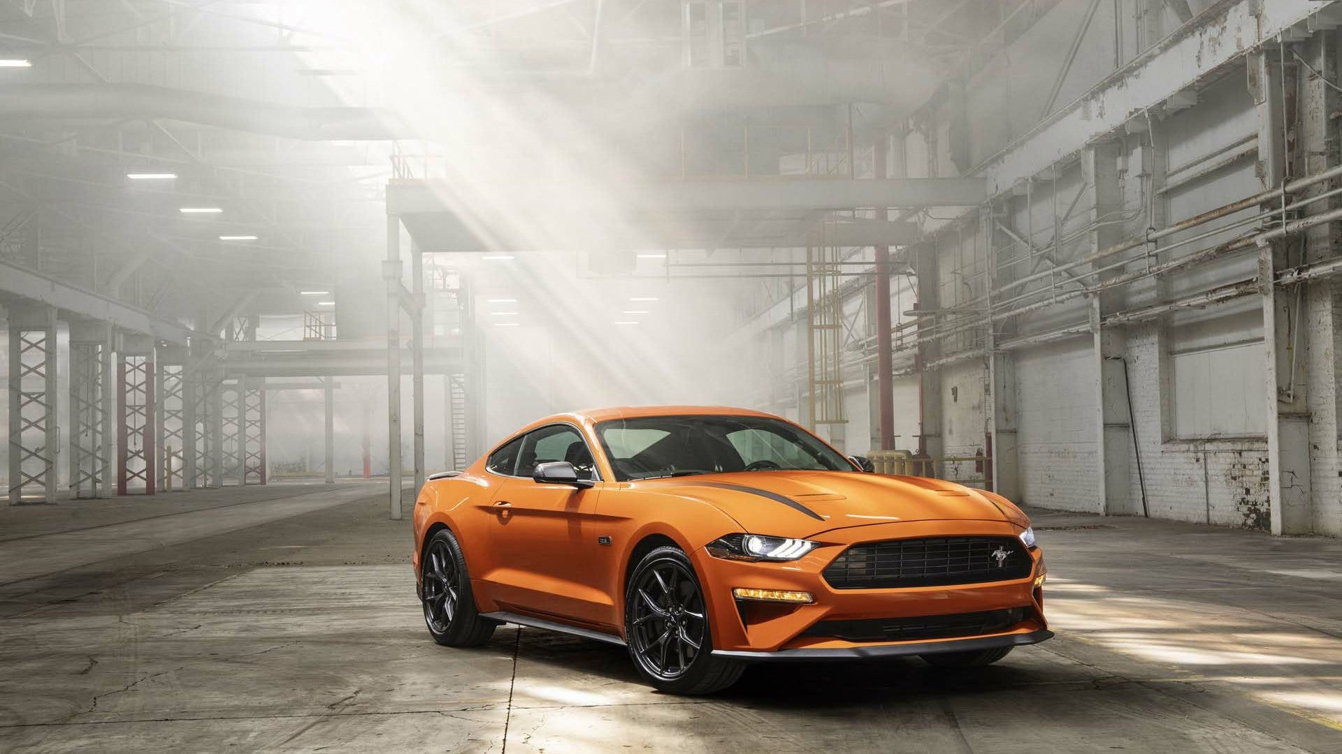 2020 Ford Mustang EcoBoost Performance Package
