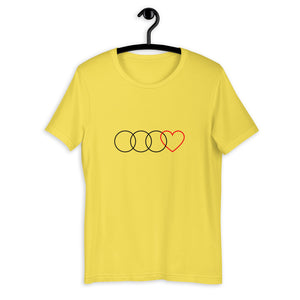 Rings Car T-Shirt