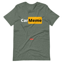 Load image into Gallery viewer, Car Meme T-Shirt