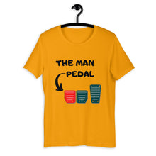 Load image into Gallery viewer, The Man Pedal T-Shirt
