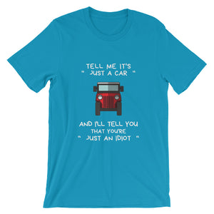 Jeep Lovers T-Shirt
