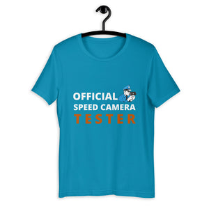 Speed Camera Tester T-Shirt