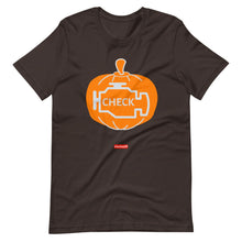 Load image into Gallery viewer, Halloween Check Engine T-Shirt