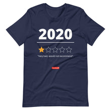 Load image into Gallery viewer, 2020 T-Shirt