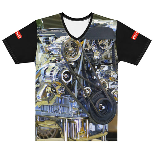 Car Engine Men's T-shirt
