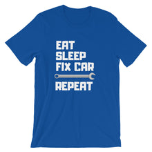 Load image into Gallery viewer, Eat Sleep Fix Repeat T-Shirt