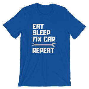 Eat Sleep Fix Repeat T-Shirt