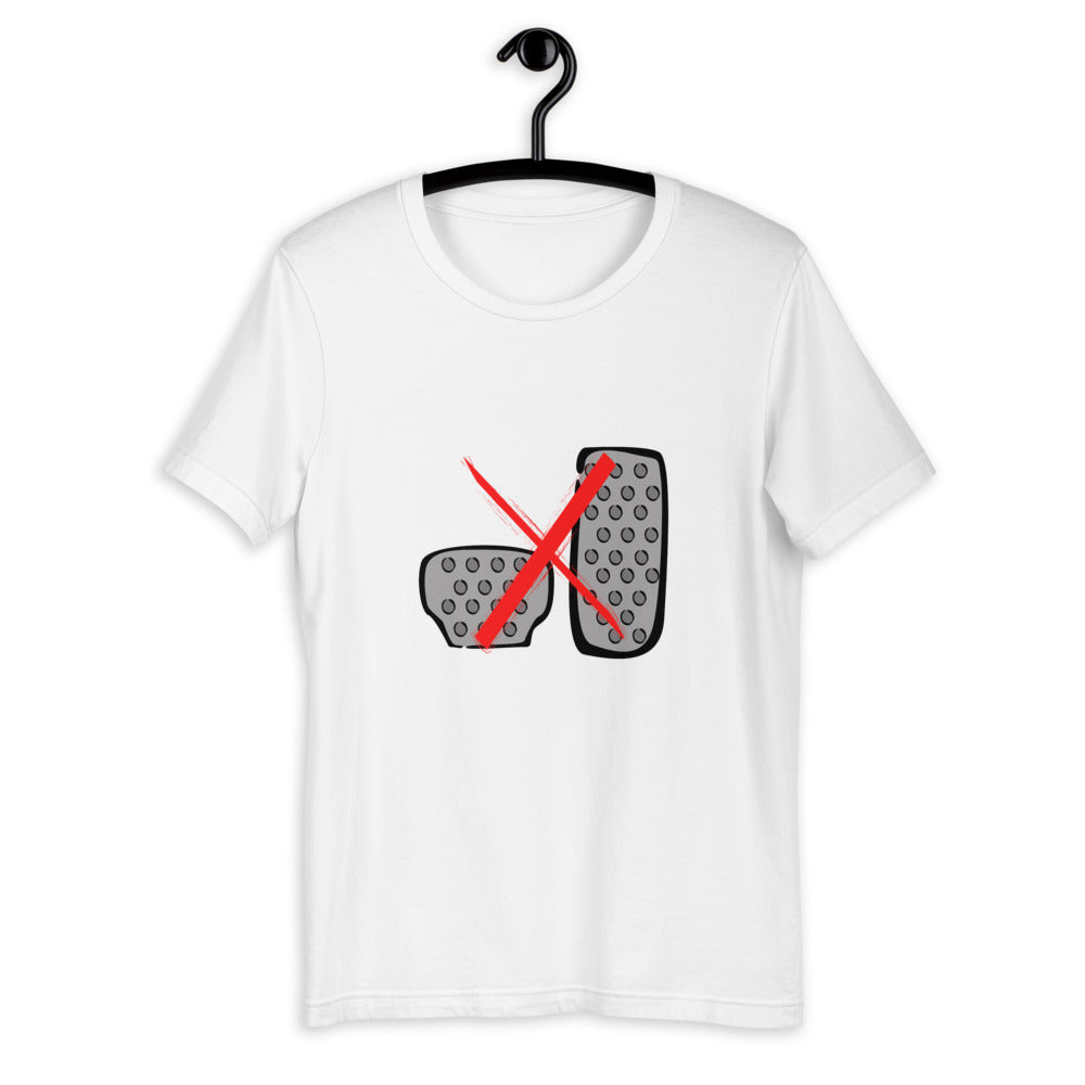 X Two Pedals T-Shirt