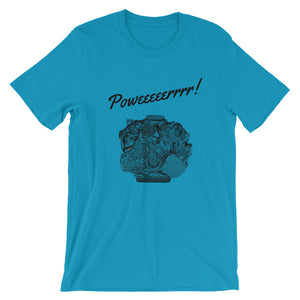 Engine Power T-Shirt