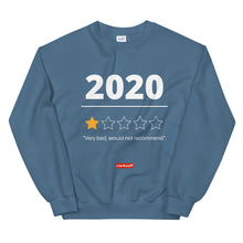 Load image into Gallery viewer, 2020 Sweatshirt