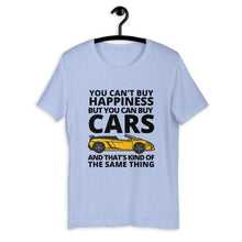 Load image into Gallery viewer, You Can Buy Cars T-Shirt