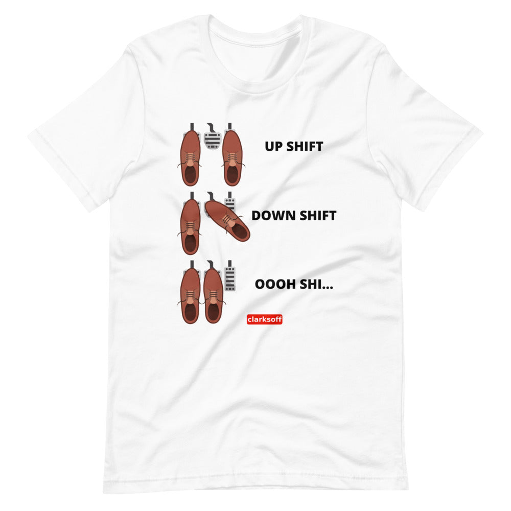 Shift Car T-Shirt