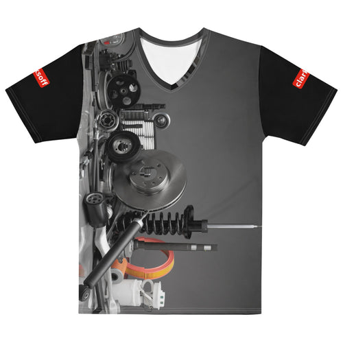 Car Parts Lover Men's T-shirt