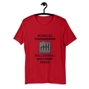 Manual Transmission T-Shirt