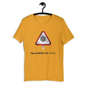 Quattro Only T-Shirt