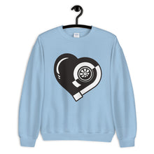 Load image into Gallery viewer, Turbo Heart Sweatshirt