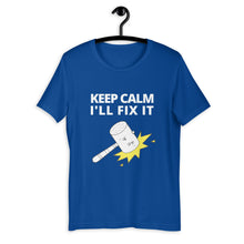Load image into Gallery viewer, Keep Calm I'll Fix It T-Shirt